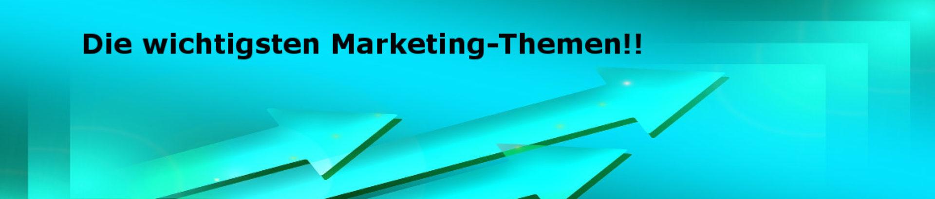 Digitale Marketing -Trends